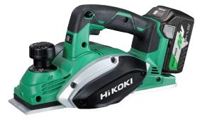 HiKOKI/ハイコーキ(日立電動工具) 18V [5.0Ah]  82mm コードレスかんな P18DSL(LXP) [替刃式]