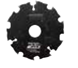 HiKOKI/ハイコーキ(日立電動工具) スーパーチップソー [全ダイヤ](ブラックII) 125mm×10P No.0033-6995