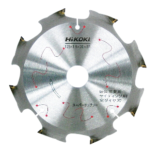 HiKOKI/ハイコーキ(日立電動工具) スーパーチップソー [全ダイヤ] 80mm×8P No.0033-0088