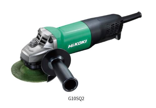 HiKOKI/ハイコーキ(日立電動工具) [100mm] 電気ディスクグラインダ G10SQ2