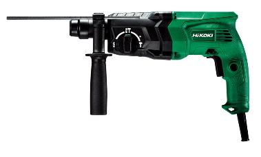 HiKOKI/ハイコーキ(日立電動工具) 24mm ロータリーハンマードリル DH24PH2 [SDSプラス/3モード]