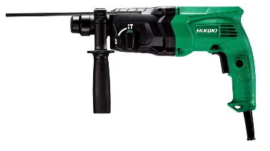 HiKOKI/ハイコーキ(日立電動工具) 24mm ロータリーハンマードリル DH24PG2 [SDSプラス/2モード]