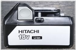 【箱なし/新品】 HiKOKI/ハイコーキ(日立電動工具) 18V 3.0Ah リチウムイオンバッテリー BSL1830 0033-0041