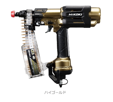 HiKOKI/ハイコーキ(日立電動工具) [高圧] ねじ打機 WF4HS