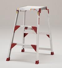 ピカ 折りたたみ作業台 テンノリ DXG-60【天板高さ0.60m】