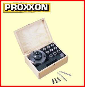 プロクソン コレットホルダー・チャックセット No.24419 PROXXN