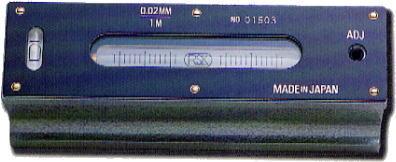 新潟精機 精密平型水準器  FLW-150002 一般工作用