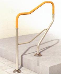 積水樹脂 セキスイ ポーチX 埋め込みタイプ PX-UKHL 玄関手すり