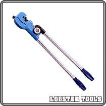 ロブスター(エビ印)ロブテックス LOBSTER 強力型圧着工具 AK60