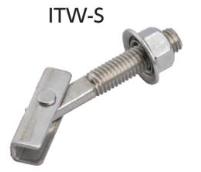 サンコーテクノ ITハンガー ITW-Sタイプ ITW-880S(50本入り) ステンレス製
