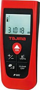タジマツール レーザー距離計タジマF05【0.05~50m】 レッド LKT-F05R