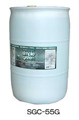 KDS シンプルグリーンクリスタル55G(208.17L)ドラム缶 SGC-55G【※メーカー直送品のため代引きご利用できません】