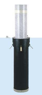 帝金 バリカー上下式 KW-2160C バランサー内蔵 取替用支柱