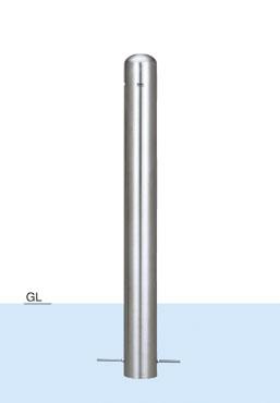 帝金 バリカー ピラー型 S55AKG-CT スタンダード 固定式