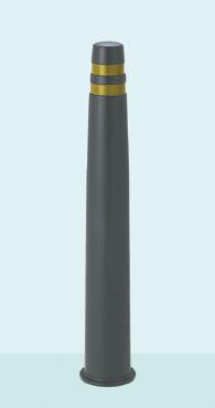 帝金 バリカー デザインキャスト TPD-01PK 脱着式カギ付