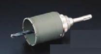 先端工具のunika ユニカ 期間限定 新品未使用正規品 多機能コアドリル UR21 複合材用コアドリル ショート 口径:75mm UR-FS75SD セット SDSシャンク 有効長:60mm