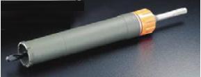 ユニカ UR21 複合材用コアドリル セット SDSシャンク UR21-F032SD【口径:32mm 有効長:170mm】
