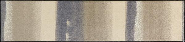 wash+dry  ウォッシュアンドドライ マット J014F【Medley beige】 60×260cm