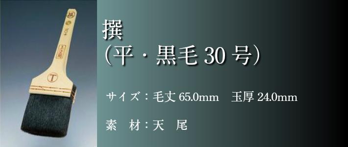 撰(平・黒毛30号)