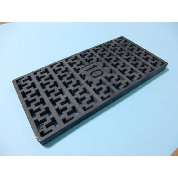 コンクリート2次製品等の高さレベル調整用環境にやさしいPP樹脂製品ライズプレート 調整プレートL 大荷重用 毎日激安特売で 営業中です 200×100-10 1ケース スーパーセール期間限定 10個入