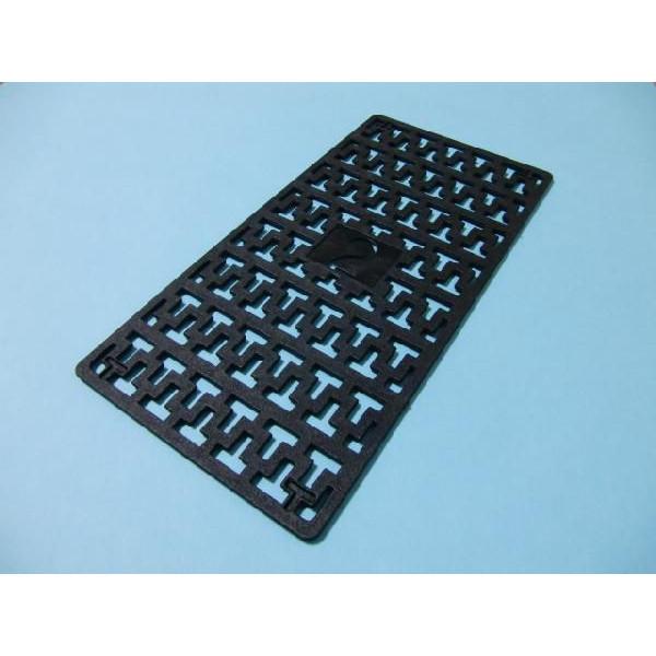 コンクリート2次製品等の高さレベル調整用環境にやさしいPP樹脂製品ライズプレート 国内正規総代理店アイテム 調整プレートL 大荷重用 25個入 200×100-2 オンラインショップ 1ケース