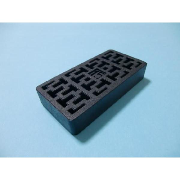 コンクリート2次製品等の高さレベル調整用環境にやさしいPP樹脂製品ライズプレート 調整プレートS 在庫一掃 軽荷重用 80×40-15 50個入 1ケース 格安店