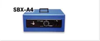 *【送料無料】アイリスオーヤマ 手提げ金庫 SBX-A402P05Nov16