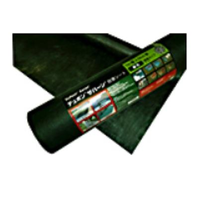*(株)グリーンフィールド 防草シート(雑草シート)「ザバーン」136グリーン XA-136G1.0 スタンダードタイプ厚さ0.4x1mx50m