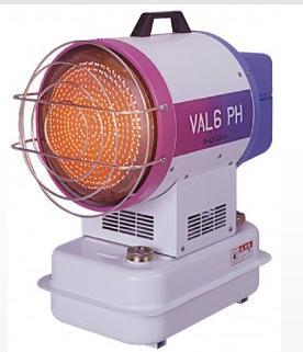 *静岡製機(株) 赤外線ヒーター 50Hzバルシックスシリーズ VAL6-PH VAL6PH