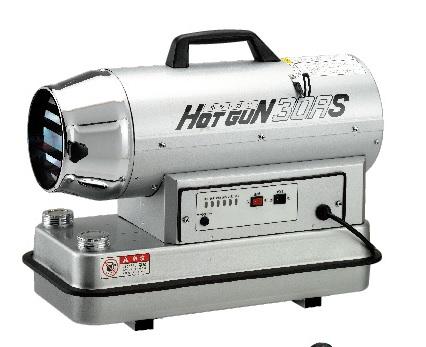 *静岡製機(株) HOTGUN ホットガン 【30RS】上下角度可変の熱風ヒーター