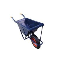 土木工事・農作業に運搬用一輪車(カート車)・幅狭タイプ・深型(猫ネコねこ車)激安特価 送料無料 ガーデニング ゴミ出し 農作業に