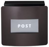 表札 戸建 郵便ポストデザインポスト フェイスポスト msfacepnasiエボニー 丸三タカギ 激安表札