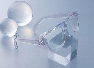 防じん眼鏡 防塵メガネ 塗装作業toyo safety 草刈り作業 防じんメガネ1350強化ガラスレンズ トーヨーセーフティ トーヨーセフティー