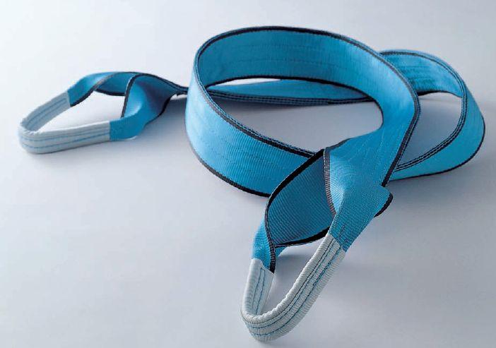 TOYO プロ用Aスリングベルト 100mm幅 長さ4.5m 最大使用荷重3.2t トーヨーセフティー激安特価 荷物 上げる スリングベルト スリング ベルト ベルトスリング ナイロンスリングベルト 激安 荷重 東洋 toyo safety