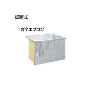 ステンレス浴槽 据置式 800サイズ 800×700×650 1方全エプロン SA080-12(R-L) A-BL LIXIL/リクシル INAX 湯船 お風呂 バスタブ ステンレス kenzai