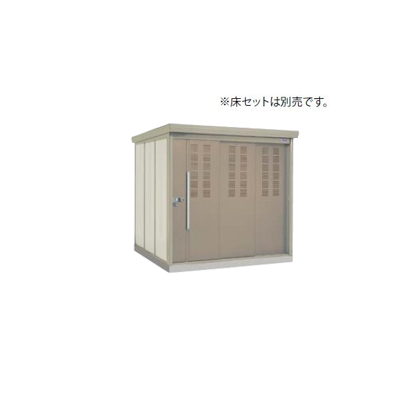 タクボごみ集積庫 クリーンキーパー CK-2219 W2200×H2110×D1922 30世帯用【景観保護】【ゴミ置場】 kenzai