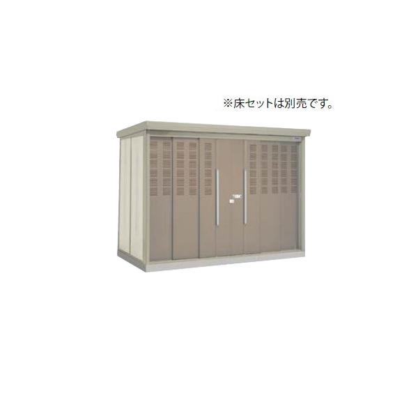 タクボごみ集積庫 クリーンキーパー CK-2912 W2900×H2110×D1222 25世帯用【景観保護】【ゴミ置場】 kenzai