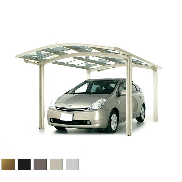 カーポート 1台駐車場 リクシル カルエードシグマ 1台用 基本 一般タイプ 5730 W3057×L5686 駐車場 車庫 ガレージ 本体 kenzai