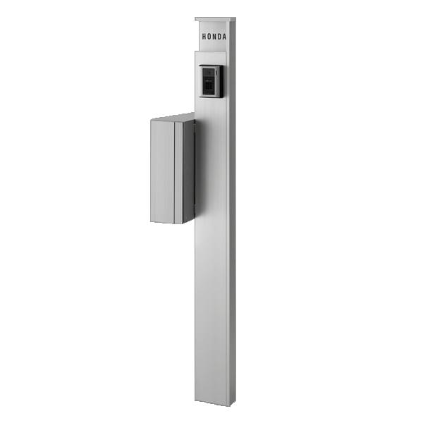 機能門柱 リクシル アクシィ 1型 組み合わせ例-4 LIXIL ファンクションユニット 高さ1500mm 本体407×390×141mm LIXIL リフォーム DIY kenzai