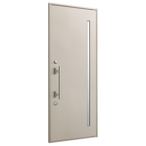 玄関ドア LIXIL ES玄関ドア 片開き 11型 K4仕様 H2118*W841mm【smtb-k】【kb】【玄関】【出入口】【扉】【リクシル】【トステム】【TOSTEM】 kenzai