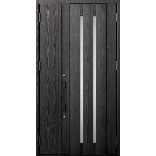 リクシル 断熱玄関ドア ジエスタ2 K2仕様 P21型 親子(採光なし) ドア トステム LIXIL TOSTEM GIESTA 住宅 玄関サッシ ドア 交換 リフォーム DIY kenzai