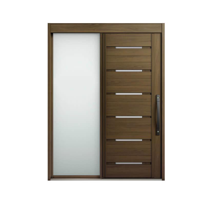 玄関引戸 リクシル エルムーブ2 L26型 片袖 本体鋼板仕様 呼称W169 W1692×H2288mm 玄関引き戸 LIXIL/TOSTEM トステム 玄関ドア サッシ リフォーム DIY kenzai