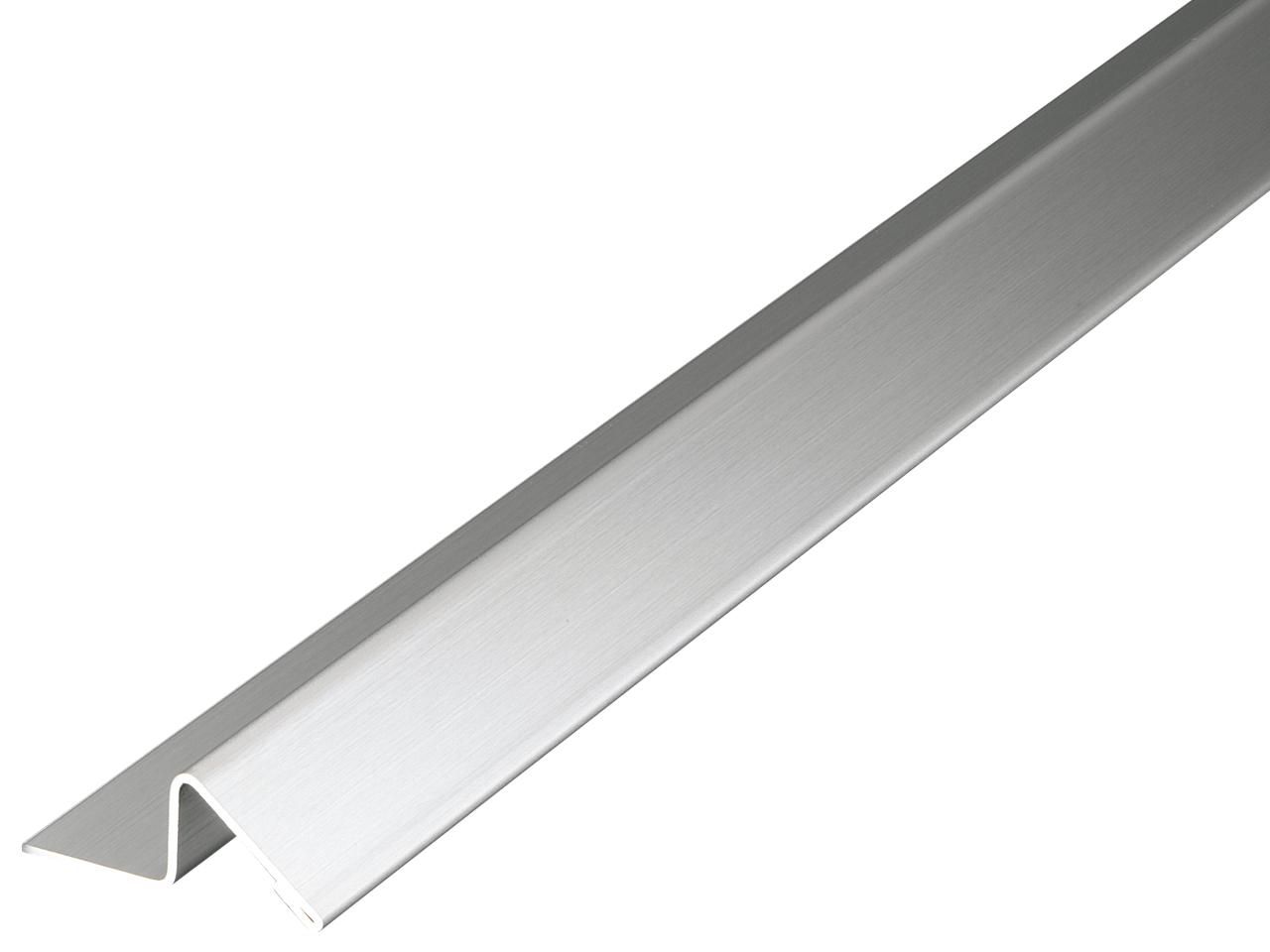 ステンレス製SUS304(18.8cr) ヘアーライン仕上げ NO.20-343  穴明加工済 カーペット目地 2,000mm ステンレス製