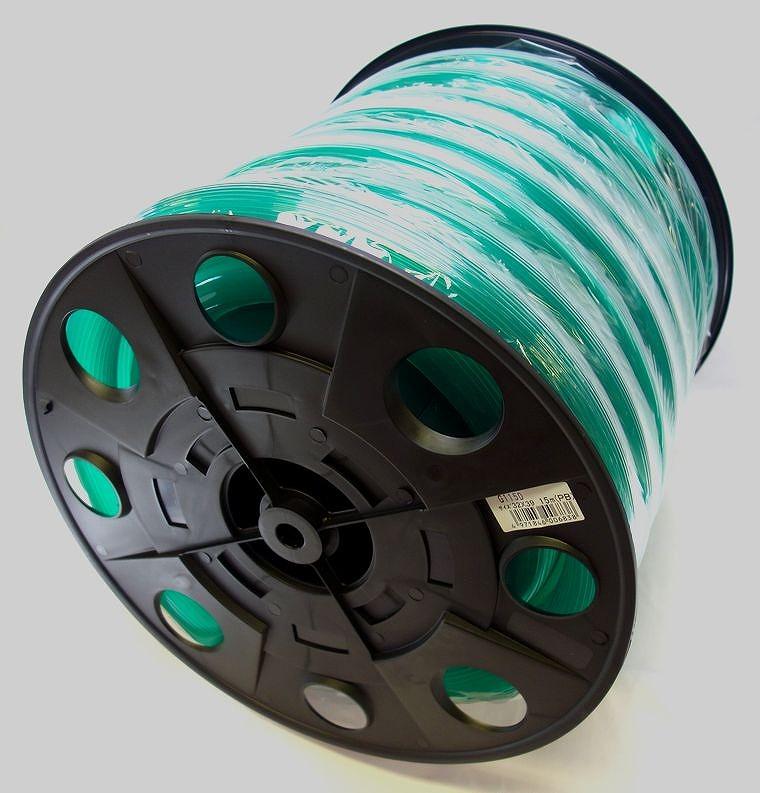 カクイチGARDENホース 耐寒単管内径32mmX外径39mm 15mG115D