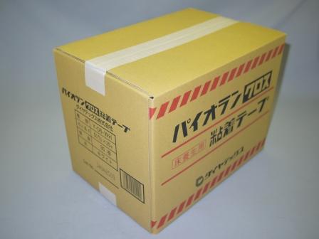 パイオラン床養生テープ 50mmX25M 30巻入 Y-06WH
