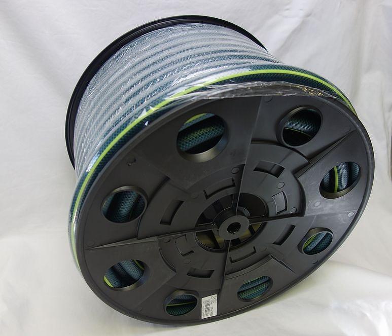 カクイチ GARDENホース防藻糸入 内径18mmX外径23mm 50m G432C