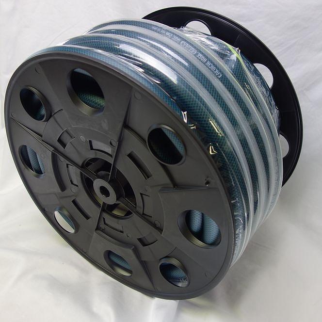 カクイチ GARDENホース防藻糸入 内径25mmX外径31mm 25m G432C