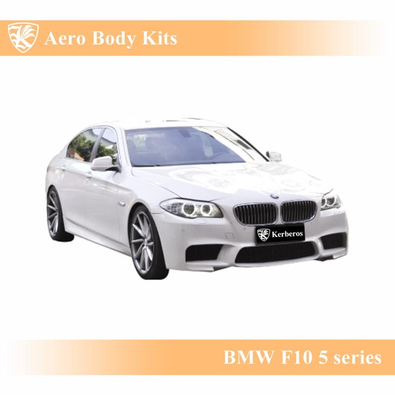 BMW F10 5シリーズ Kerberos K'sスタイル PP エアロボディキット Aタイプ 4点キット