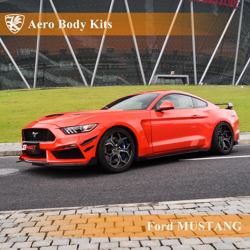 Ford マスタング Kerberos K'sスタイル エアロボディキット