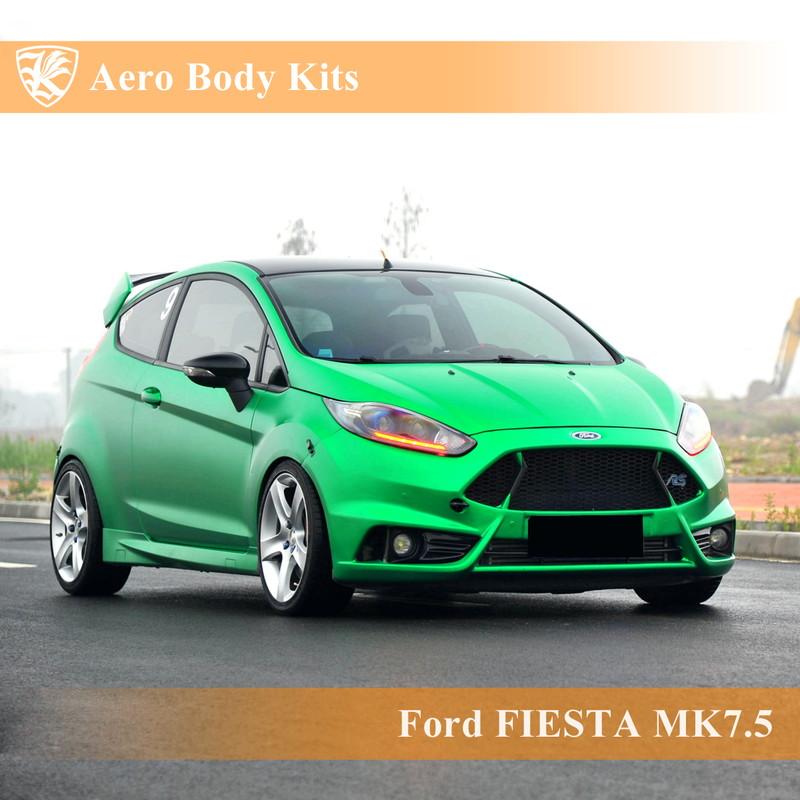 Ford MK7.5 4代目 エアロボディキット 4点セット フィエスタ K'sスタイル Kerberos